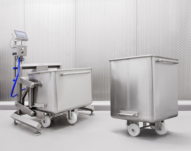 Mechanical handling equipment for a safe and healthy working environment