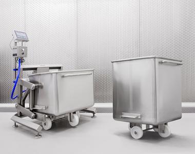 Mechanische handling apparatuur voor een veilige en gezonde werkomgeving