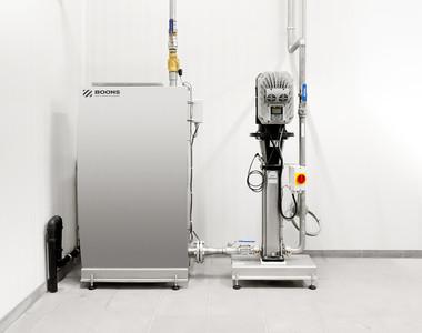 Een breektank als uitbreiding op uw reinigingssysteem biedt een veilige waarborg