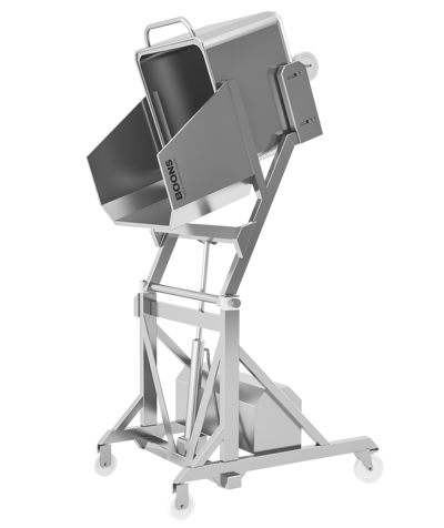 Lifting and tilting systems