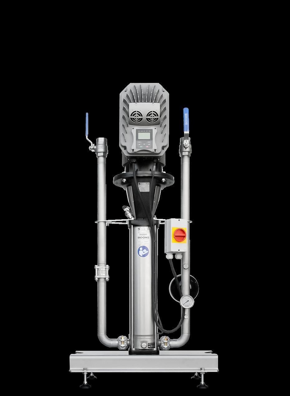 pressure‑booster unit eSPU‑EB