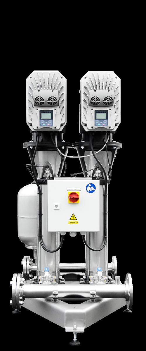 pressure‑booster unit eMPU2‑EB