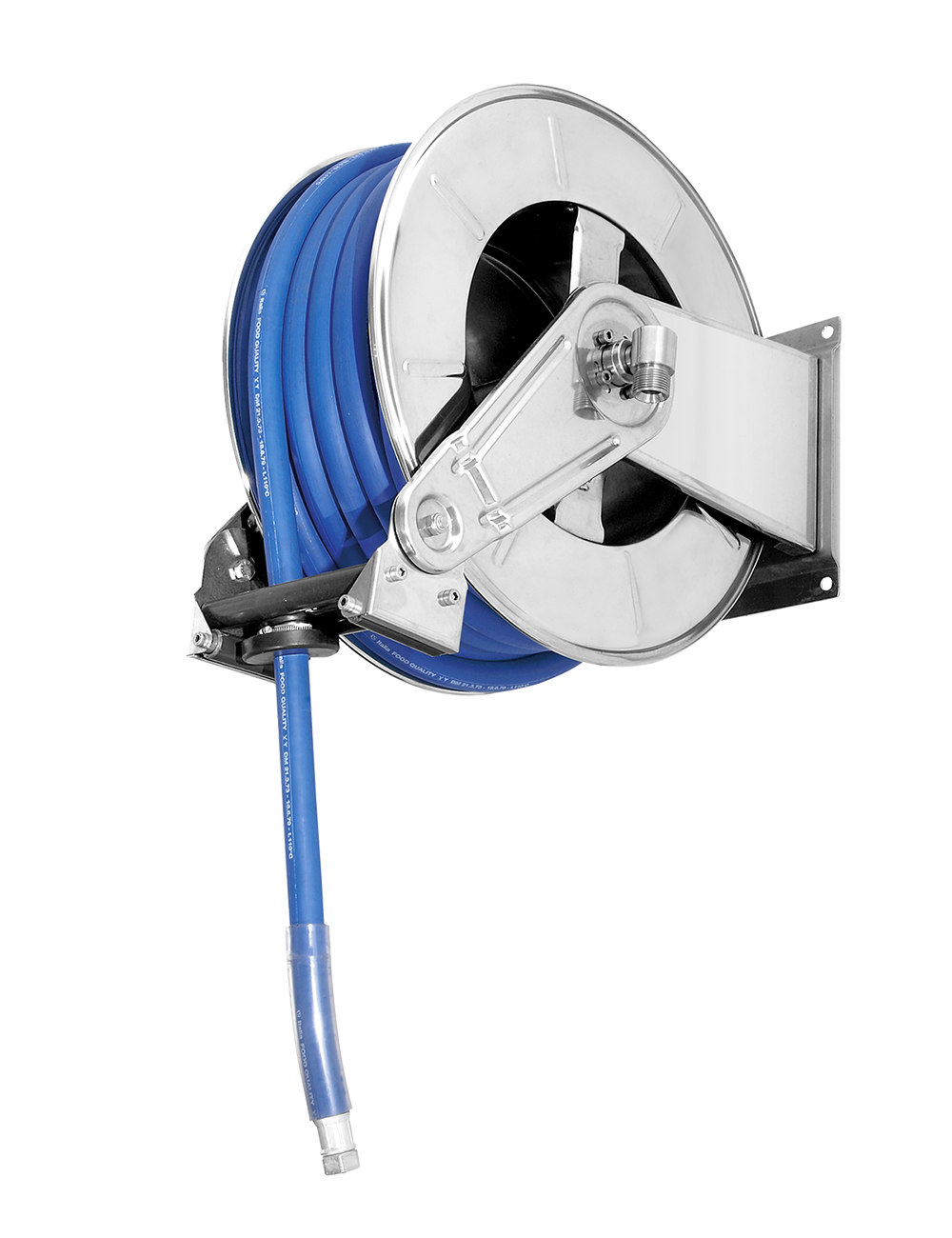 Automatic hose reel<br><25 metres 3/4