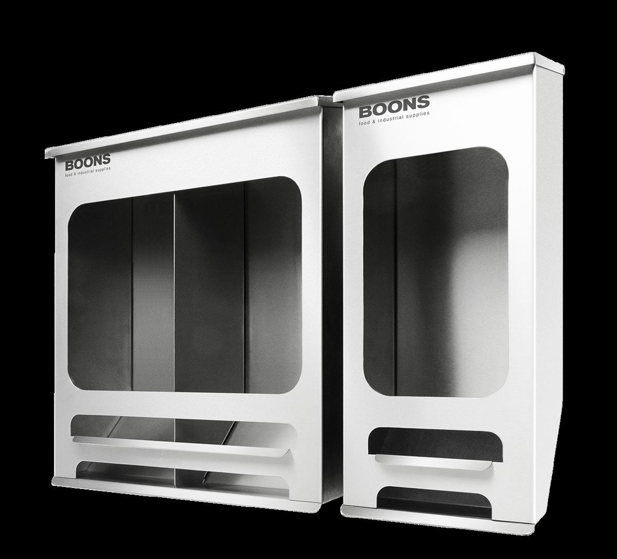 RVS<br>universele dispensers<br>UD‑WGL en UD‑WGM