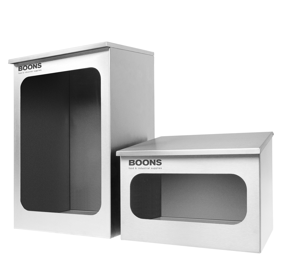 Distributeurs universels en inox<br>UD‑WKL et UD‑WKM