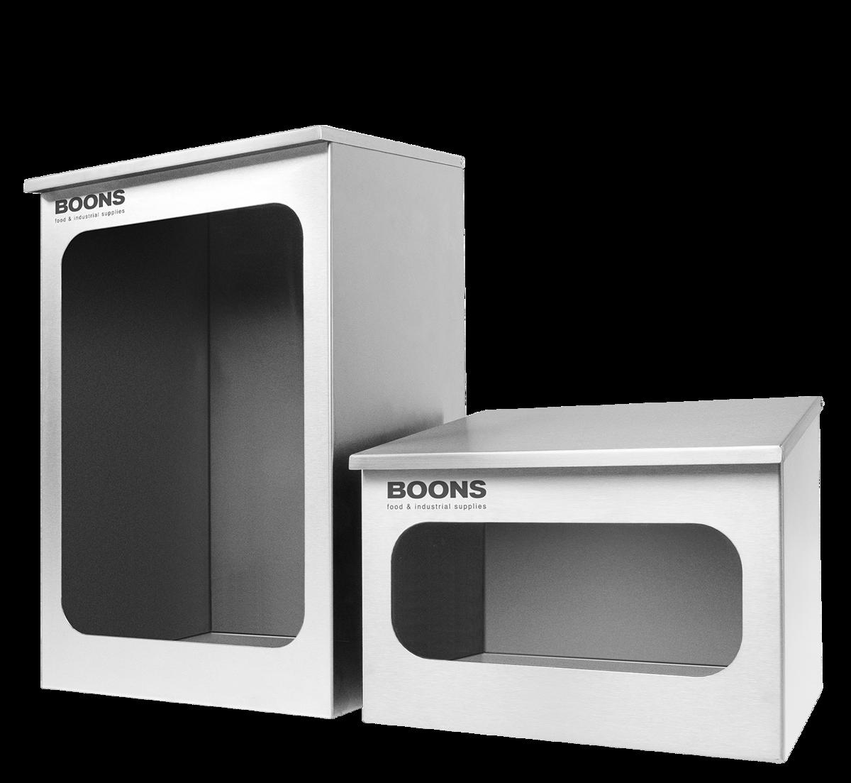 RVS<br>universele dispensers<br>UD‑WKL en UD‑WKM