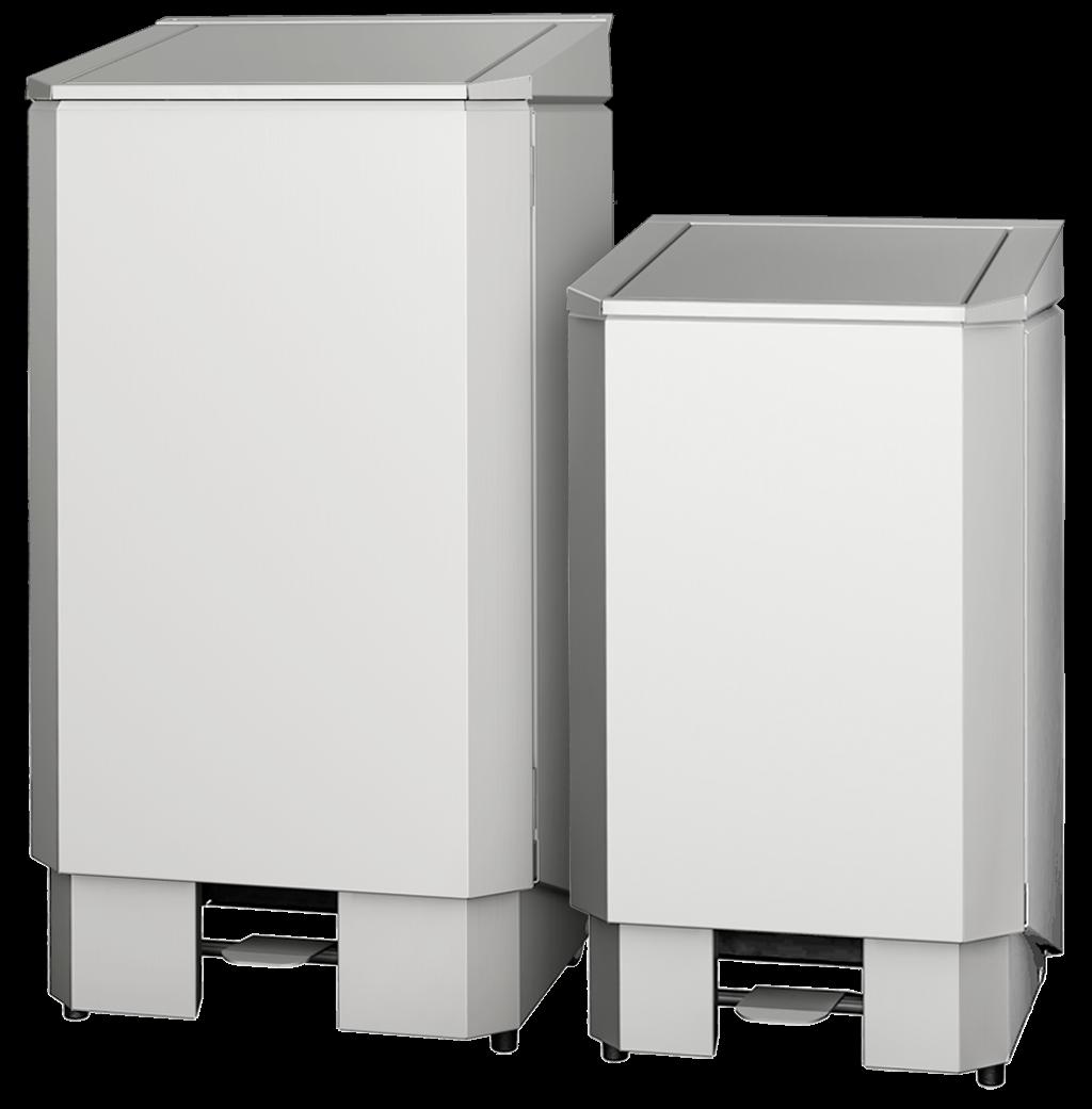 Support de sac(s)‑poubelle en inox<br>AG60 et AG120