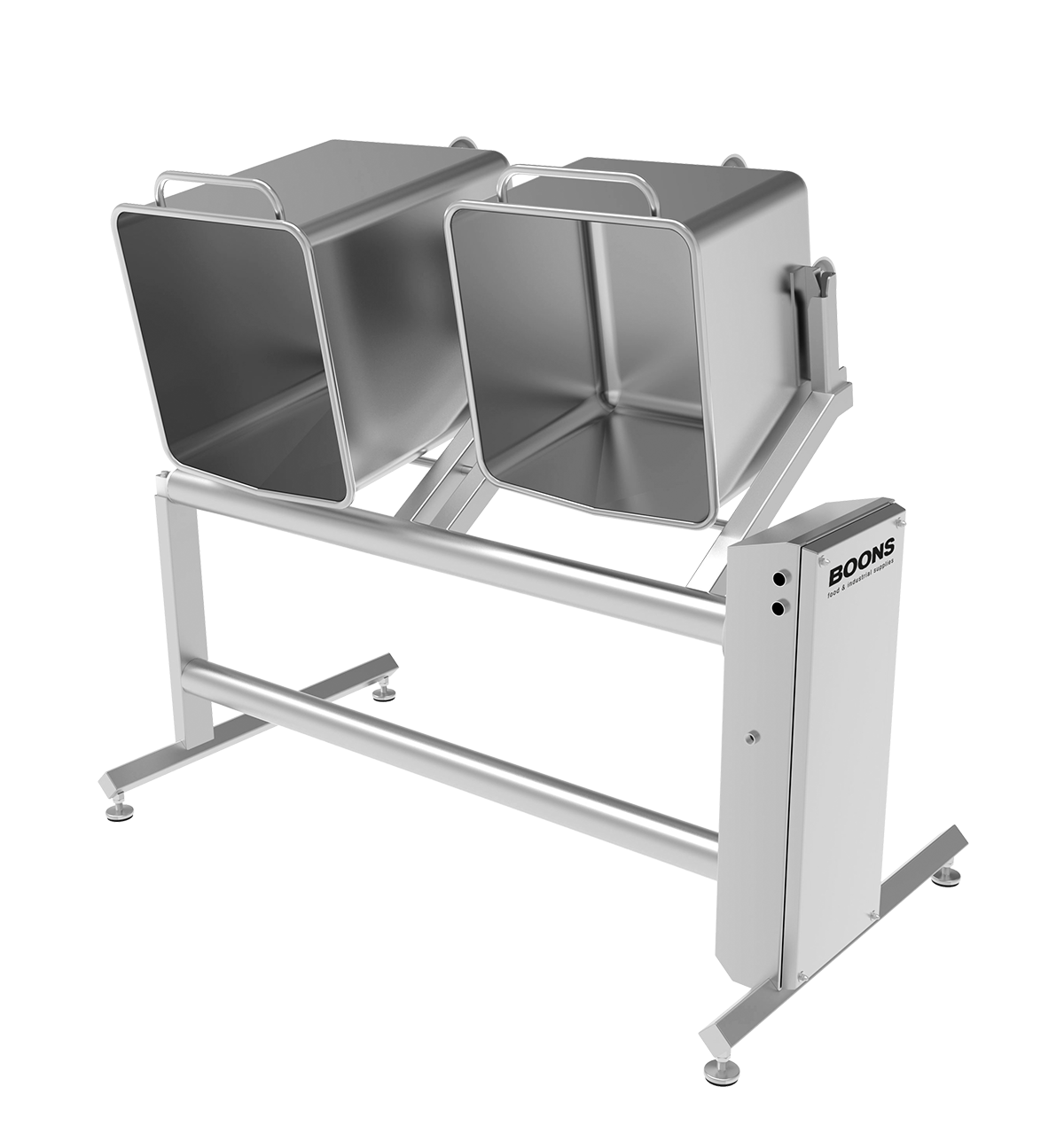 Standard trolley washing frame