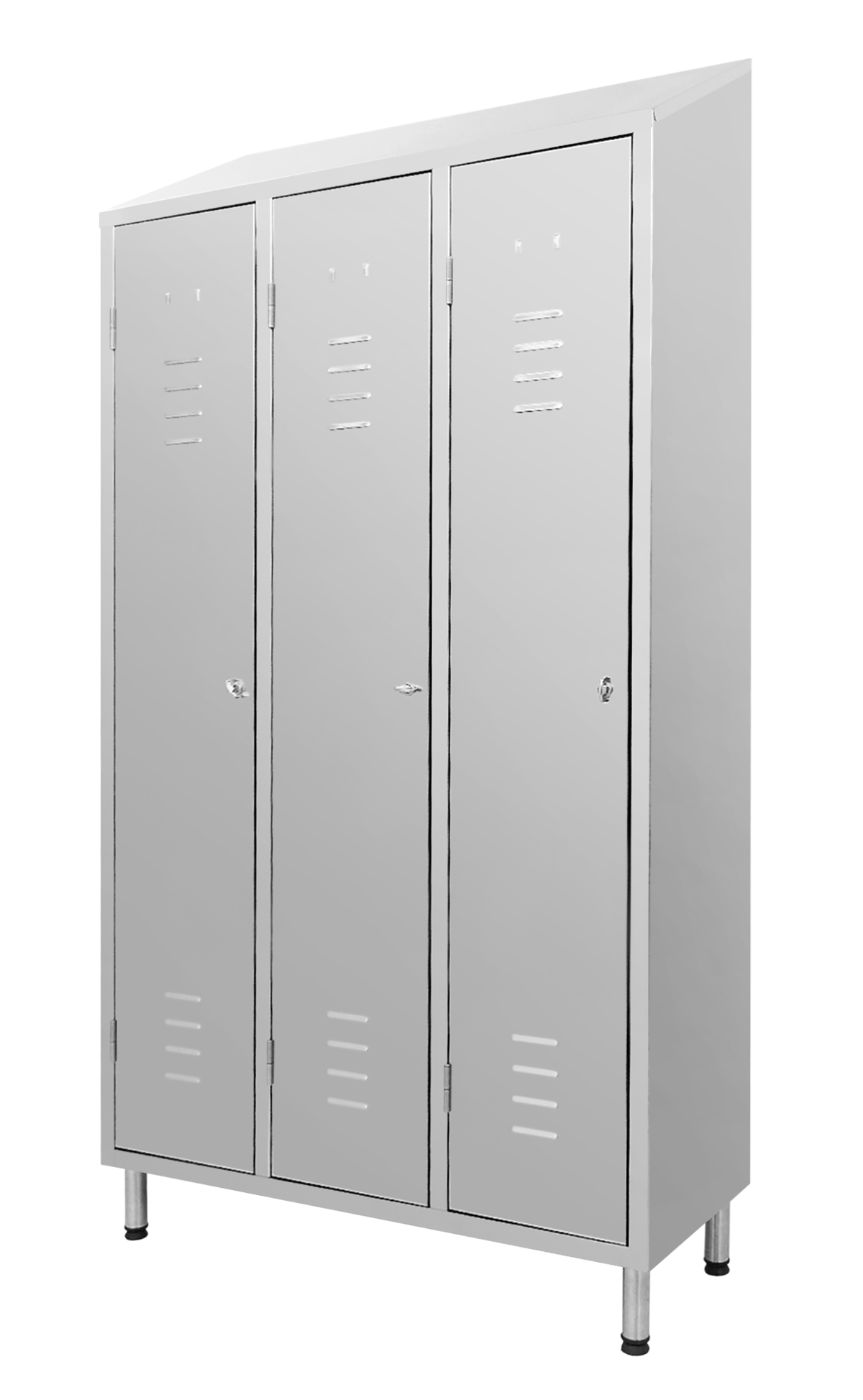 Lockers and storage cupboards